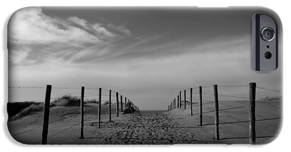 Concept iPhone Cases - A Walk to the Sea iPhone Case by Colin Brace