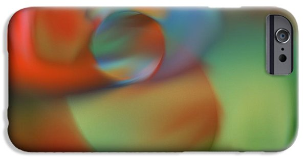 Business Digital Art iPhone Cases - Abstract Art Image #1409303 iPhone Case by Xiaokuan Ren