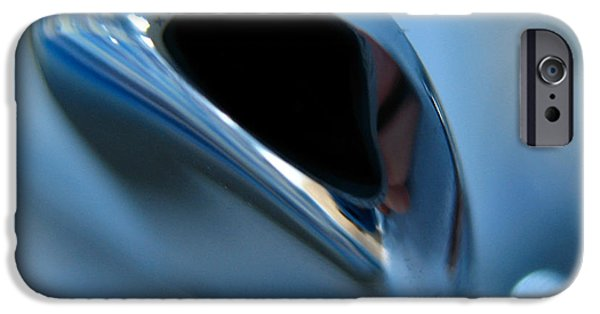 Freedmen iPhone Cases - Abstract Blue - Advance iPhone Case by Jason Freedman
