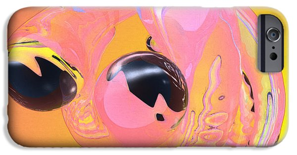 Best Sellers -  - Virtual iPhone Cases - Abstract Number 5 iPhone Case by Peter J Sucy