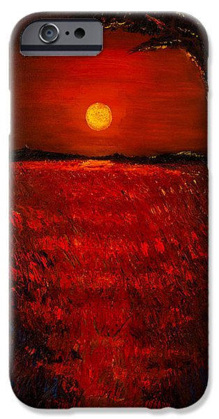 Arkansas iPhone Cases - Africa Calls iPhone Case by Diann Blevins