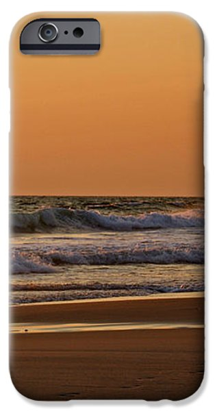 After A Sunset iPhone Case by Sandy Keeton