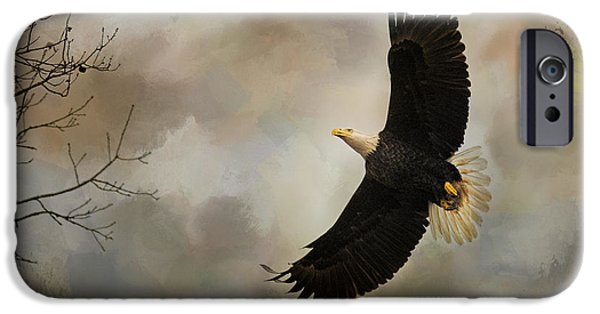 United iPhone Cases - After The Intruder iPhone Case by Jai Johnson