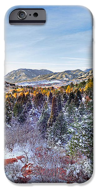 After the Storm iPhone Case by Tim Reaves