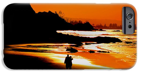 Surrealism Photographs iPhone Cases - Afternoon Romance iPhone Case by Az Jackson