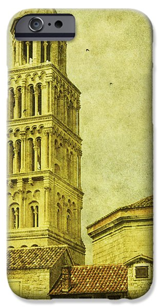 Split iPhone Cases - Ages Past iPhone Case by Andrew Paranavitana