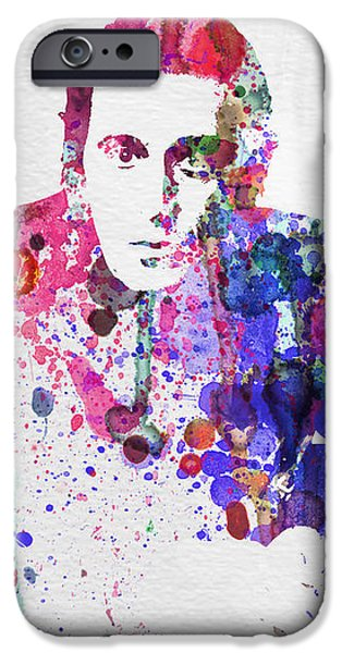 Al Pacino iPhone Case by Naxart Studio