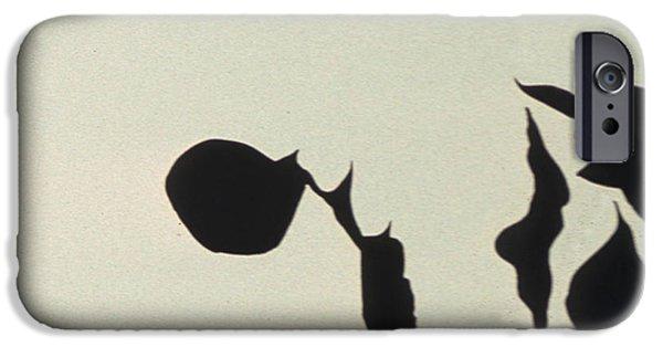 Farm Sculptures iPhone Cases - Ala Holstein IIII iPhone Case by Fritz  Lipp