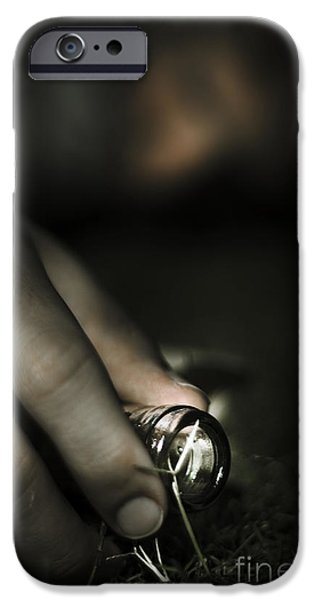 Wine Bottle Paining iPhone Cases - Alcohol Addiction iPhone Case by Ryan Jorgensen