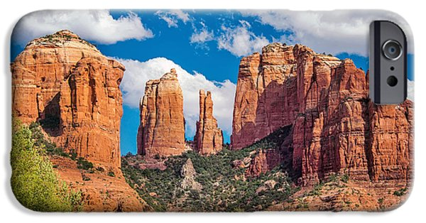 Sedona iPhone Cases - All is Calm iPhone Case by Aron Kearney Fine Art Photography