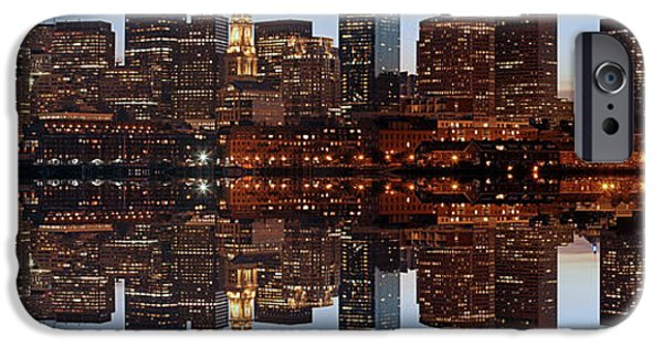 House iPhone Cases - All Lights On You iPhone Case by Juergen Roth