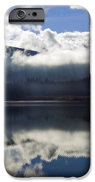 Almost Heaven iPhone Case by Mike  Dawson
