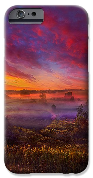 Snake iPhone Cases - Always Was iPhone Case by Phil Koch