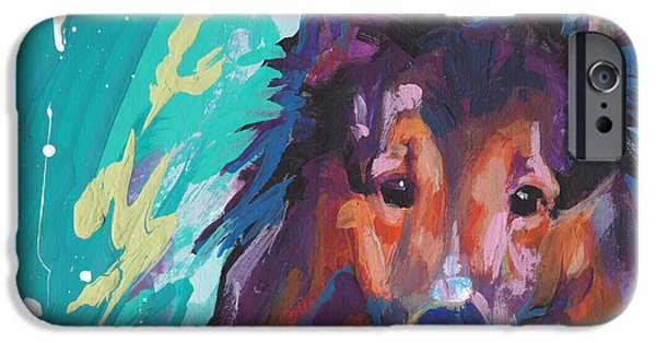 Sheltie iPhone Cases - Always Yours iPhone Case by Lea