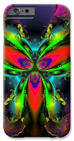 Ambassador of color iPhone Case by Claude McCoy