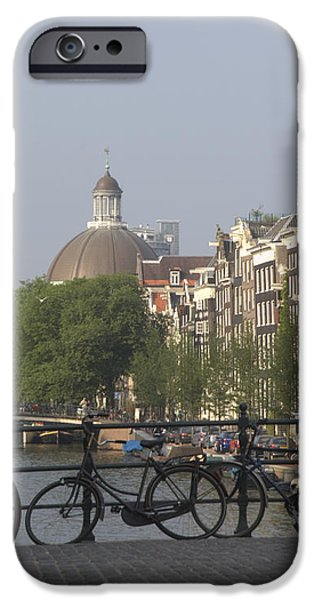 Amsterdam Bridge iPhone Case by Andy Smy
