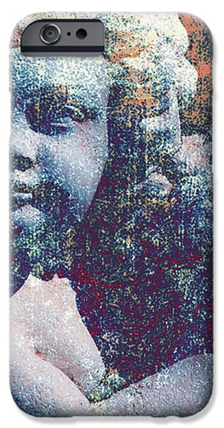 Angelina iPhone Case by Susanne Van Hulst