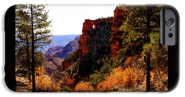 Recently Sold -  - Grand Canyon iPhone Cases - Angels Arch iPhone Case by Martin Massari