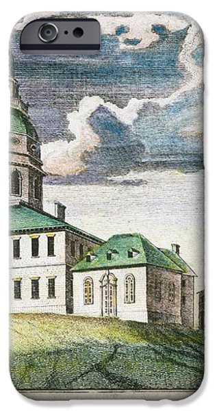 ANNAPOLIS, MARYLAND, 1786 iPhone Case by Granger