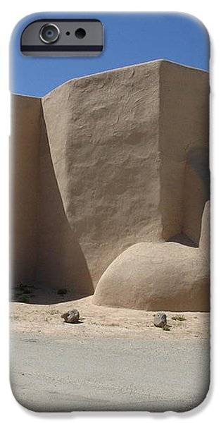 Ansel's Church iPhone Case by Jerry McElroy