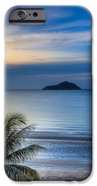 Ao Manao Bay iPhone Case by Adrian Evans