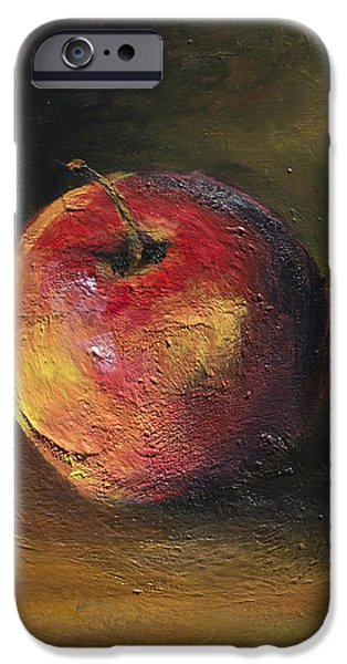 Drama iPhone Cases - Apple iPhone Case by Julie Dalton Gourgues
