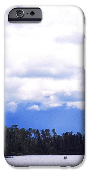 Approaching Storm iPhone Case by Thomas R Fletcher