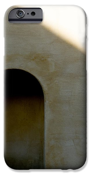 Arch in Shadow iPhone Case by Dave Bowman