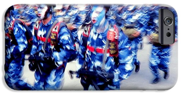 Independance Day iPhone Cases - Armed Forces of Colombia 7 iPhone Case by Daniel Gomez