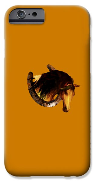 Virtual Paintings iPhone Cases - Choctaw ridge iPhone Case by Valerie Anne Kelly