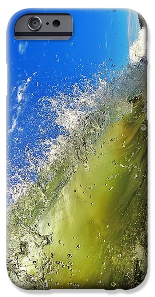 Beach iPhone Cases - Surf iPhone Case by Nicklas Gustafsson