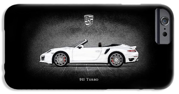 Turbo iPhone Cases - The 911 Turbo iPhone Case by Mark Rogan