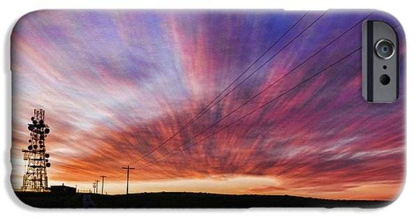 July iPhone Cases - Microwave Morning iPhone Case by Bill Kesler