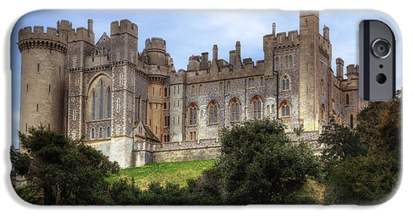 Montgomery iPhone Cases - Arundel Castle iPhone Case by Joana Kruse