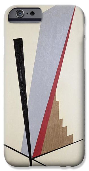 Objectivity iPhone Cases - Ascending iPhone Case by Carolyn Hubbard-Ford