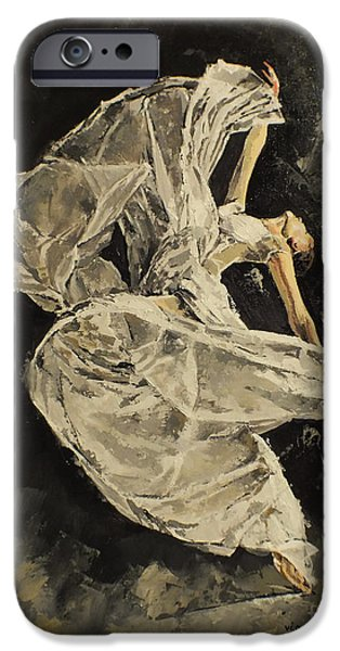 House iPhone Cases - Ascension iPhone Case by Violeta Oprea