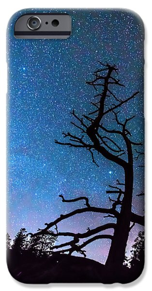 Stellar iPhone Cases - Astrophotography Night iPhone Case by James BO  Insogna