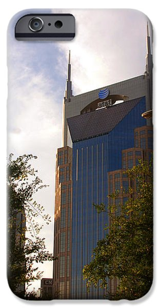 ATT and Batman are the same iPhone Case by Susanne Van Hulst