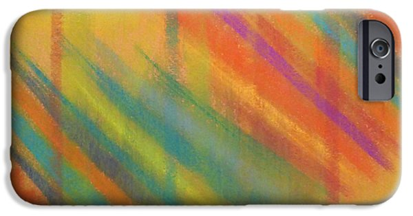 Recently Sold -  - Pastel iPhone Cases - Aurora Borealis 2 iPhone Case by Roberto Concha
