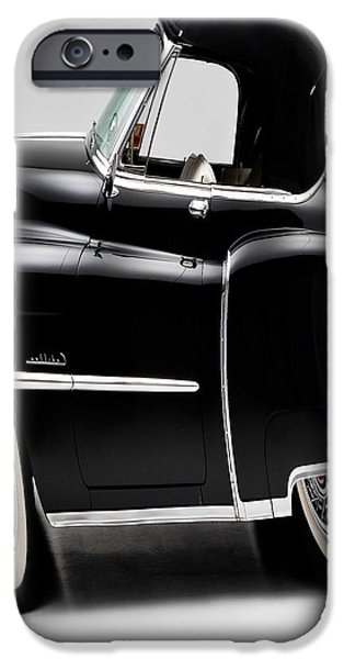 """""""variance Collections"""" iPhone Cases - Auto Fun 02 - Cadillac iPhone Case by Variance Collections"""