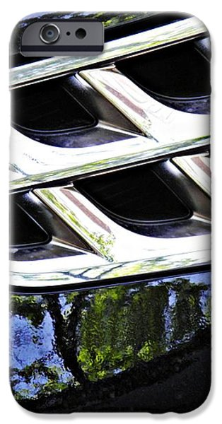 Auto Grill 16 iPhone Case by Sarah Loft