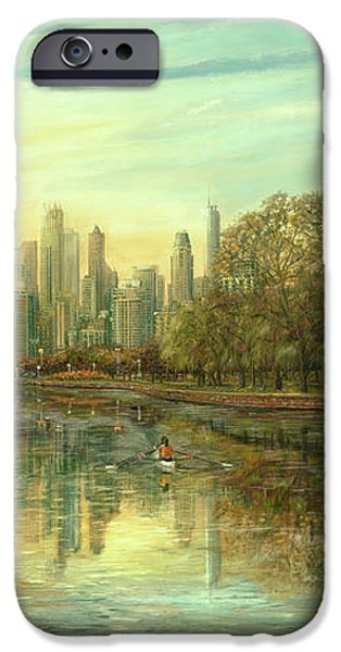 Autumn Serenity iPhone Case by Doug Kreuger