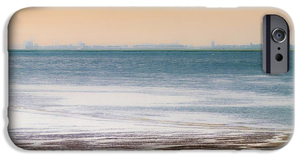 Nederland iPhone Cases - Away from Civilization iPhone Case by Wim Lanclus