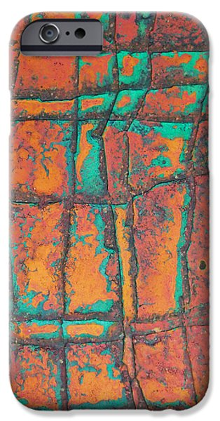 Antiques Reliefs iPhone Cases - Background Old Art Stone  iPhone Case by Jumnian Barisee