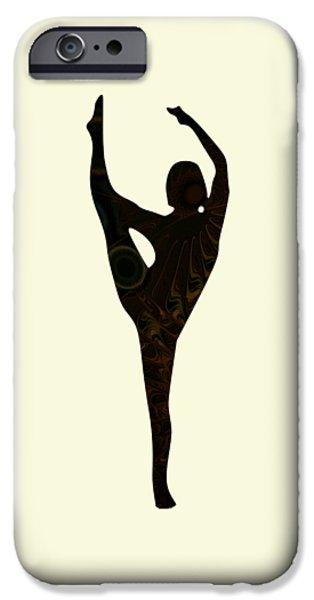 Design iPhone Cases - Balance iPhone Case by Anastasiya Malakhova