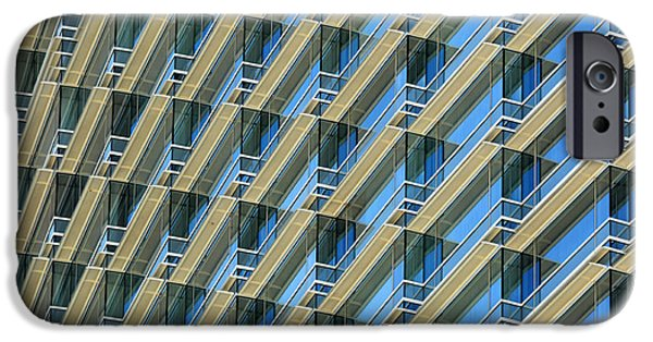 Building iPhone Cases - Balconies iPhone Case by Dan Holm