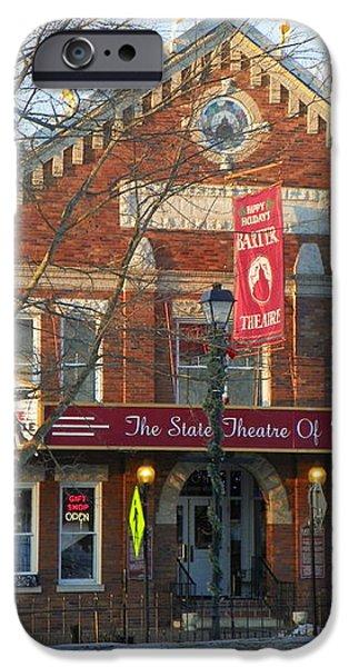 Barter Theatre iPhone Case by KAREN WILES