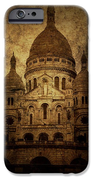 Basilica iPhone Cases - Basilica iPhone Case by Andrew Paranavitana