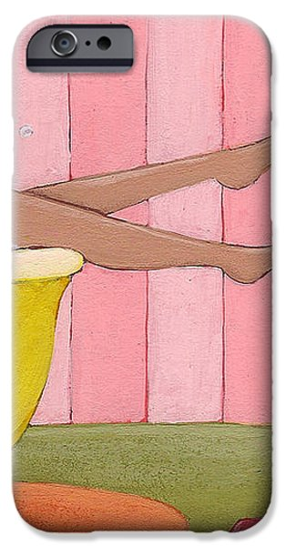 Bathtime iPhone Case by Christy Beckwith