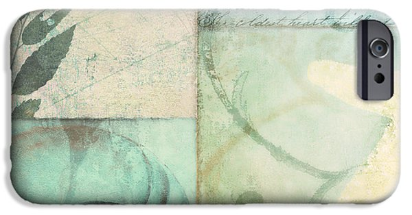Dunes Paintings iPhone Cases - Beach Expressions iPhone Case by Mindy Sommers